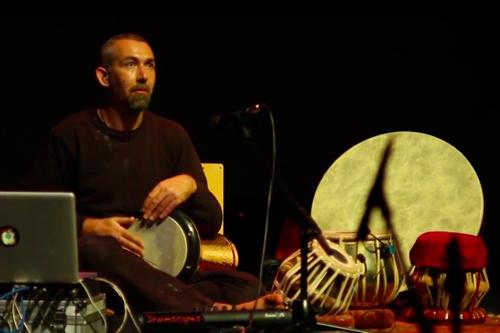 Drumscapes - Jon Sterckx